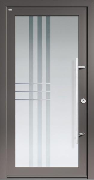 Holz-Alu-Haustür – Fenster